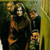 hummingfly67: Castle Team in stairwell S3 (Castle Team in stairwell S3)