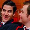 wordplay: (Glee - Blaine & Kurt after BICO)