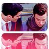 wordplay: (Glee - Blaine & Kurt in NBK)