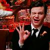 wordplay: (Glee - Kurt says you're OK)