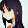 cutejustice: (Hmph; mad at you; nonplussed)
