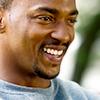 mergatrude: Sam Wilson smiling (CA2 - Sam (grey) smiling)