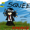 turlough: cartoon!Gerard Way squeeing, art by minimcr ((mcr art) squeee!)