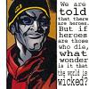 hawkelf: (wicked world)