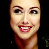 kate: Tessa (a reaper) from SPN, smiling (SPN: Tessa)