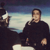 turlough: Gerard Way & Patrick Stump onstage, Warped tour 2005 ((xover) sing until your lungs give out)