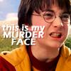 terachan: (murder face)