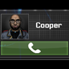 text2speech: (the cooper call)