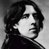 dharma_slut: Oscar Wilde, smirking through his long hair (Oscar)