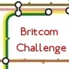 "britficmods: An icon of the London Tube map with text ""Britcom Challenge."" (default icon)"