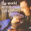 carodee: Blair slumped down on sofa next to Jim. Text: The world seems difficult... (TS Difficult World)