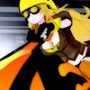goldenflames: (Let's ride)