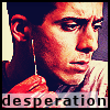 dustandroses: Oz fandom: Miguel cuts his facsmut cockcount head art by ismael alvaree - title: desperation (oz alv scalpel desperation by nazgul_ico)