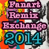 fanartremix: Fanart Remix Exchange 2014 (marilyn)