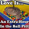 Ball Pit Velociraptor