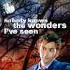 calliopes_pen: (kathyh Doctor nobody knows what he's see)