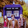 wildcard_47: (Doctor Who - eleven)