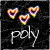 sofiaviolet: this is my polyamory icon (poly)