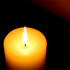 samjohnsson: A light in the dark (Pagan Candle)