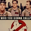musyc: Ghostbusters: Who you gonna call? (Other: Ghostbusters)