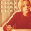 "hyperfocused: SN Dana ""think"" (Think)"