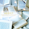 ext_23449: Book addict icon (headdesk)