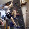 emperor: Photograph of me climbing. (climbing)