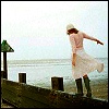 hannah: (On the pier - fooish_icons)