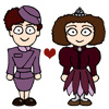 merryghoul: tegan & nyssa (tegan & nyssa)