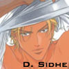 dsidhe: Image from Youka Nitta showing a wet man (Wet Dreams by D. Sidhe)