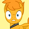 """Miles """"Tails"""" Prower (Pegasi Pony)"""