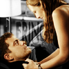 fringe_kinkmeme: redverse!liv sitting on peter, grabbing him by his collar (hel-lo!)