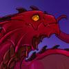 firethroat: (Baby dragon)
