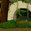 guinevak: forest archway (glitch) (Default)