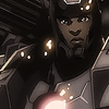 leperu: (Rhodey 1 - Rise of Technovore)