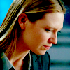 thingswithwings: Olivia Dunham looking fierce and determined in closeup (Fringe - Olivia determination closeup)