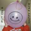 kareila: person holding a smiley balloon over his face (balloonface)