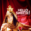 ofmonstrouswords: (dw: river song cleopatra hello sweetie)