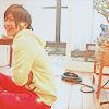 sugarwasaflowingsock: (nishii yukito → giggle)