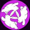 "acelightning: The ""three rabbits, three ears"" illusion (3 bunnies)"