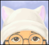 meeks: (kitty hat)