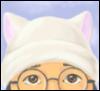 meeks: (kitty hat)