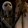 meeks: (jack skellington)