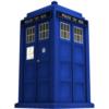 spacepeterpan: Image of the TARDIS (TARDIS)