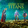 yourlibrarian: Thor, Iron Man & Captain America face off (AVEN-ClashofTitans-isapiens)