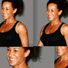 omg_wtf_yeah: Many frames of Rachel Luttrell, smiling at a convention. (People - Rachel Luttrell)