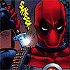 carnadosa: Deadpool drawing a katana (*sneek*)