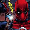carnadosa: Deadpool drawing a katana (*sneek*)