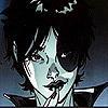 carnadosa: Domino considering with a smirk. (Hmmmm...)