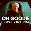 baronalejandro: violence (oh goodie i love violence)